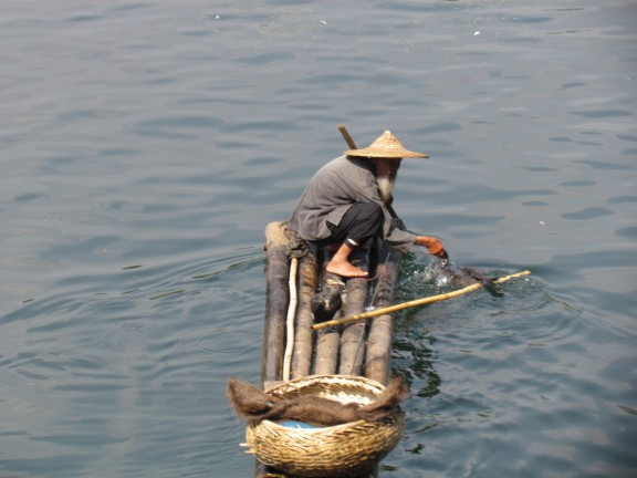 Sergej marsnjak china east near guilin lijiang for Where to get a fishing license near me