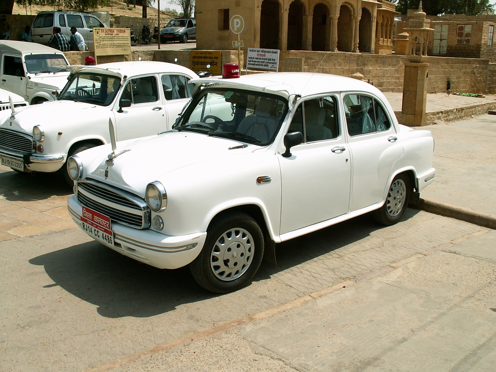 Indian Ambassador Car Uk