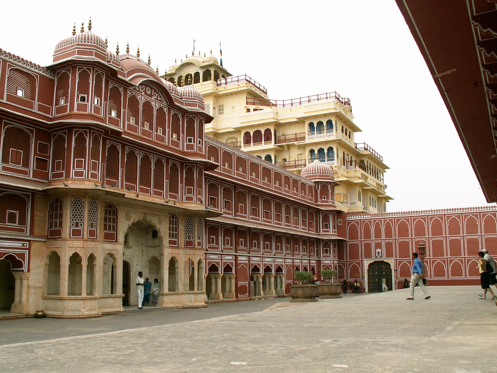 Sergej Marsnjak India North Jaipur City Palace