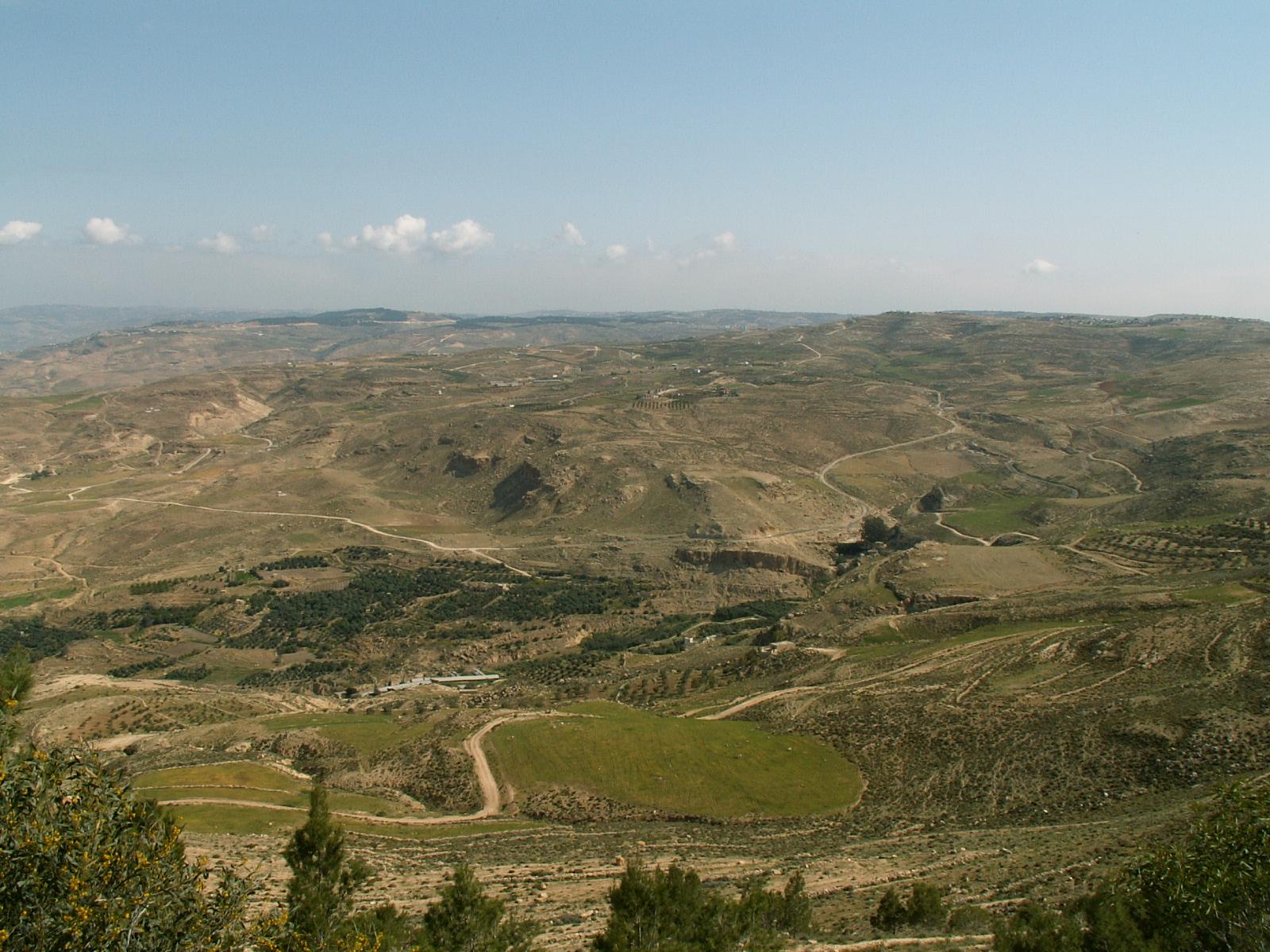 Sergej Marsnjak Jordan Mount Nebo
