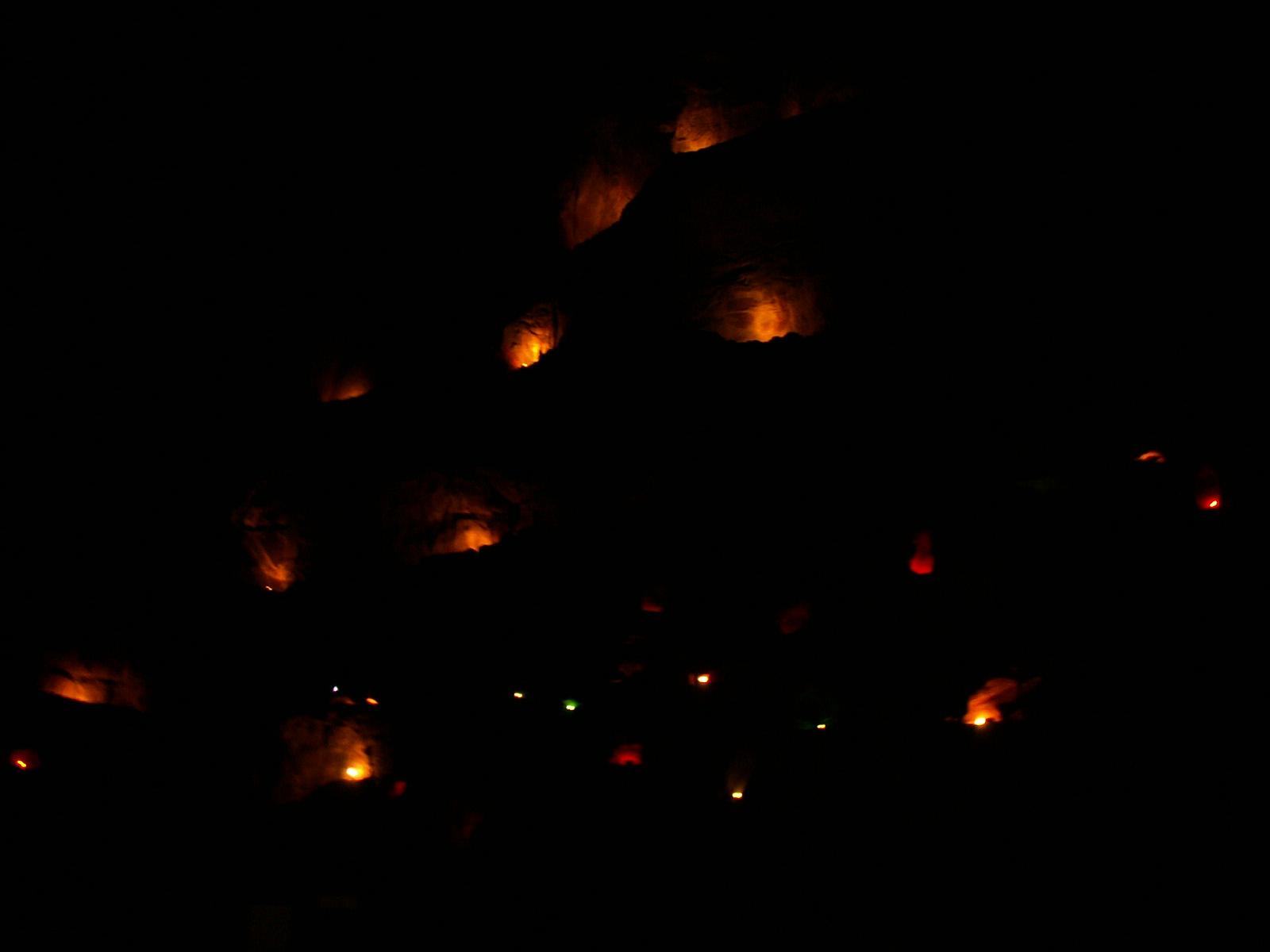 Sergej Marsnjak Jordan Wadi Rum Beduin Camp At Night