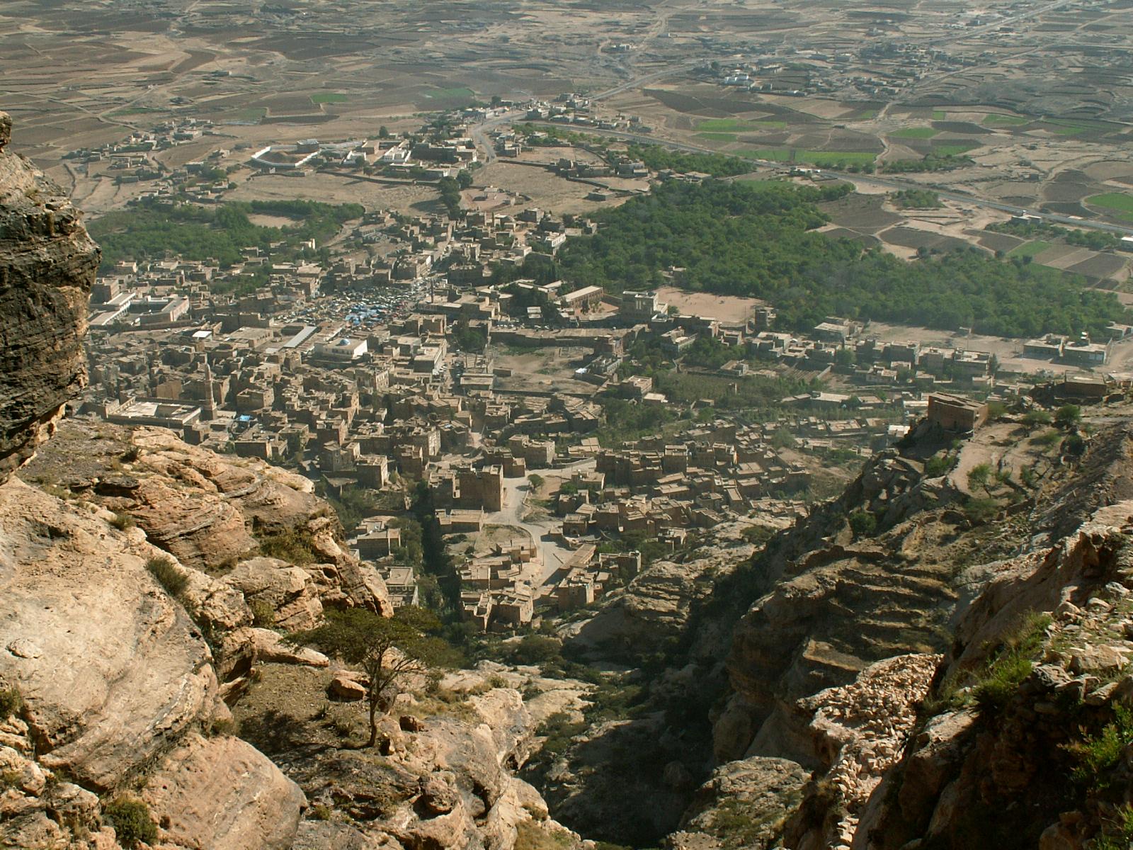 Iran >> Sergej Marsnjak - Yemen - Shibam under Kawkaban